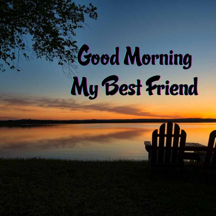 morning messages for friends