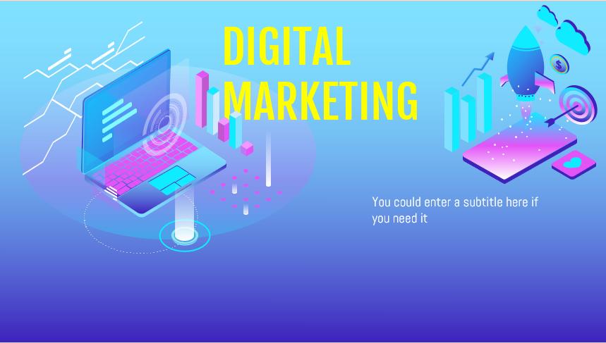 Digital Marketing Free PowerPoint Templates