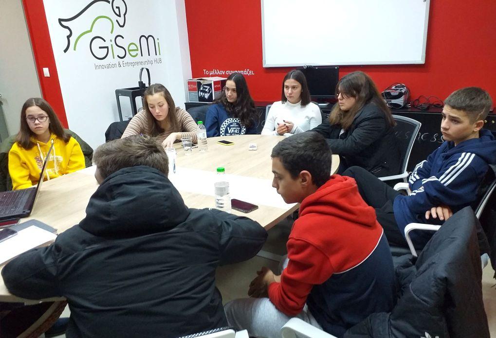 «Εικονική επιχείρηση» σε 4 σχολεία του Δήμου Τρικκαίων