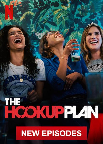 The Hook Up Plan (2019) Temporada 2 NF WEB-DL 1080p Latino