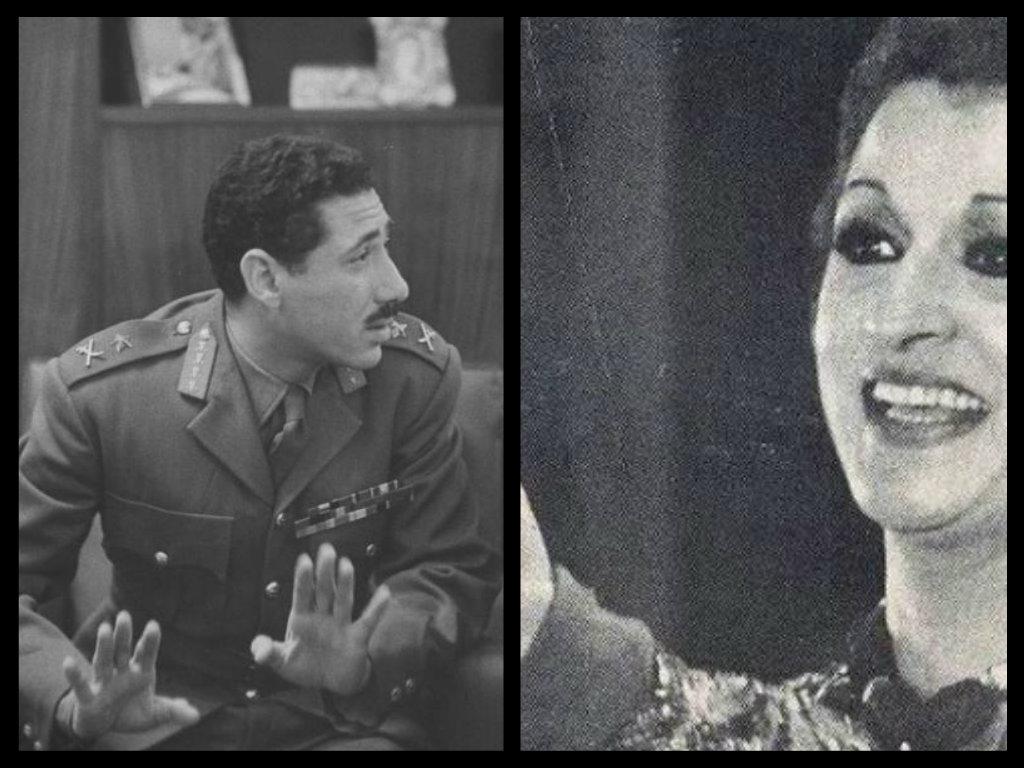 نتيجة بحث الصور عن علاقة عبد الحكيم عامر بالفنانات