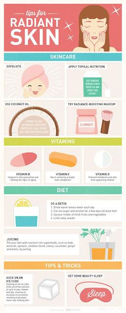 6 Best Ways To Get Radiant Skin