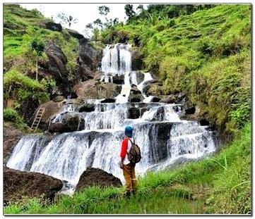 Air Terjun Kedung Kandang Yogyakarta