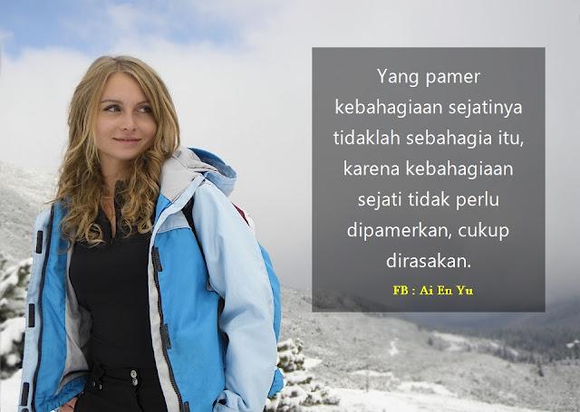 Kata-Kata Mutiara Ai En Yu Yang Keren Banget