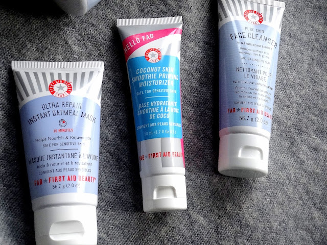 First Aid Beauty Skin Superstars Kit Review, Photos