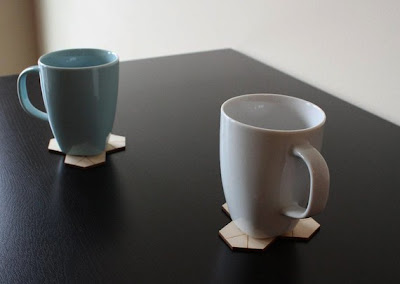 Creative Coasters and Unusual Coaster Designs (15) 5