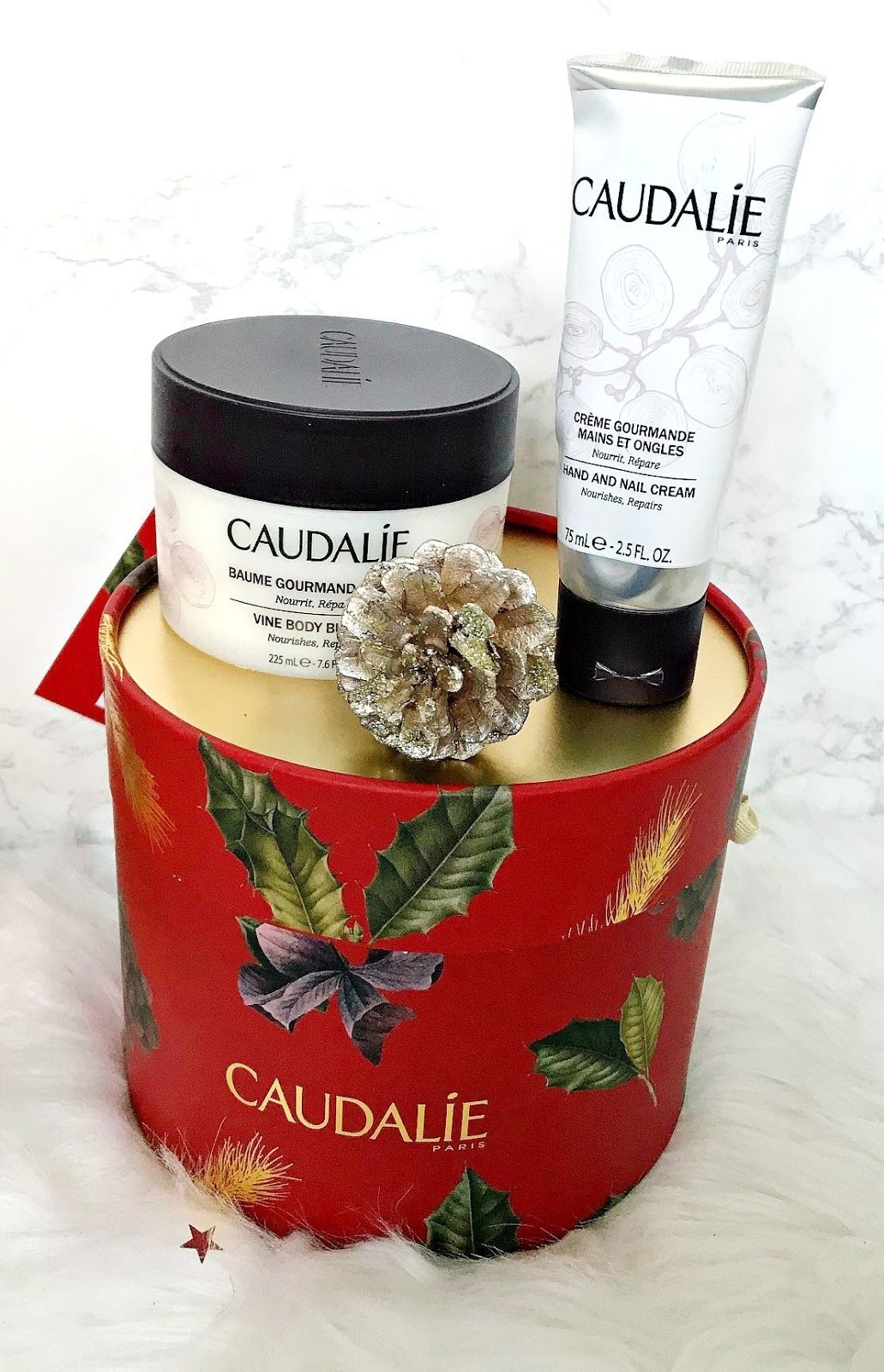 Caudalie Luxury Vine Body Set Review