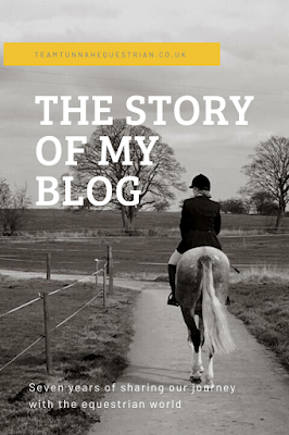 Team Tunnah Equestrian - Story of my blog