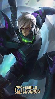 Gusion VENOM Emperor Scorpion Heroes Assassin Mage of Skins