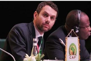 شاهد تصريحات عمرو فهمي السكرتير السابق للكاف على مهزل رادس