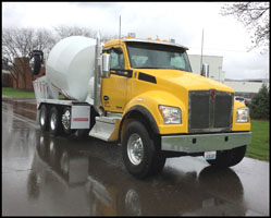 Kenworth T880S Concrete Mixer