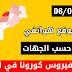 """المغرب يسجل 80 إصابة جديدة مؤكدة بـ""""كورونا"""""""