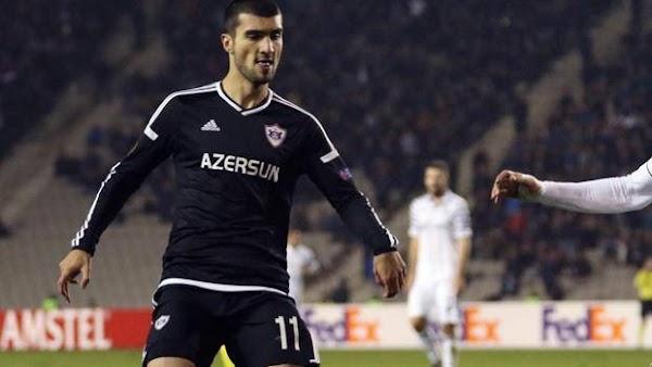 El Málaga interesado en el delantero Madatov