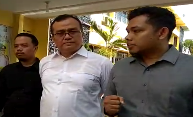 Kasus Dugaan Pencemaran Nama Baik oleh Saiful Mahdi Dilimpahkan ke Kejaksaan