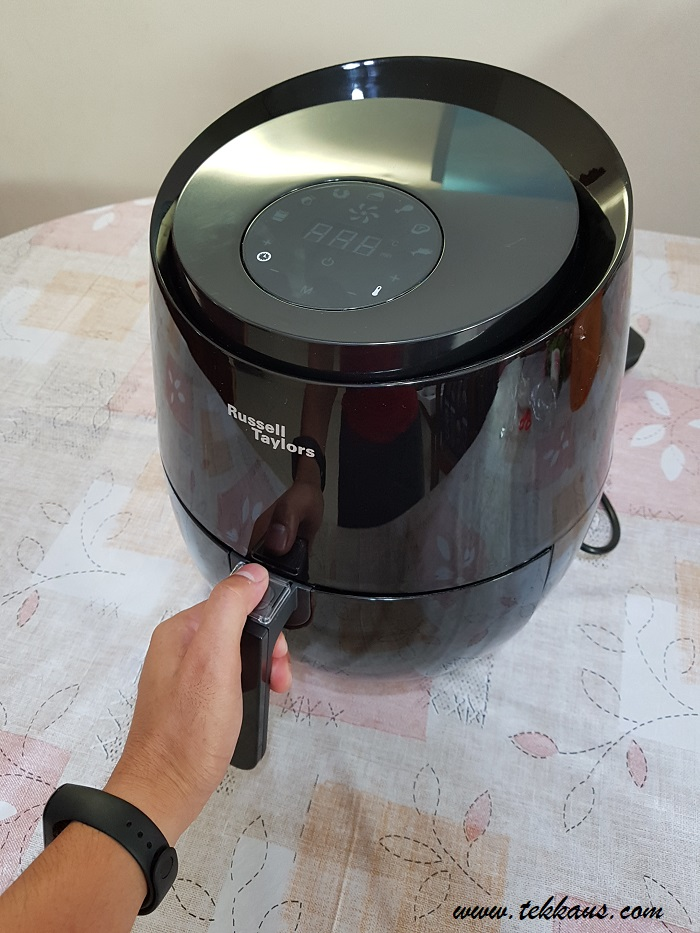 How to use Russell Taylors Air Fryer-My Honest Review