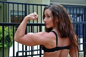 Top 3 Beauties Bodybuilding Females
