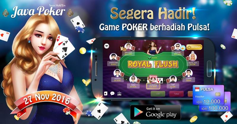 Poker online di hp java