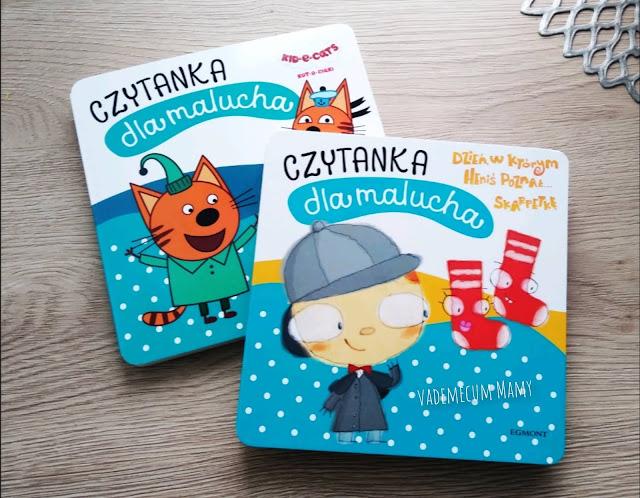 Czytanka dla Malucha - arcyciekawa seria dla najmłodszych od Wydawnictwa Harper Kids