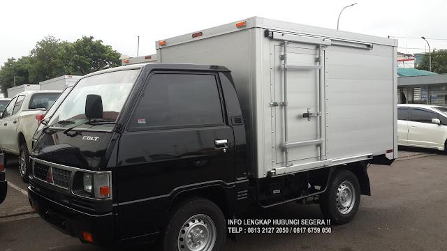 mobil box alumunium terbaik colt l300 2020