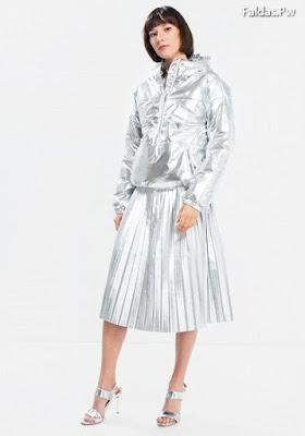 Faldas Metalizadas