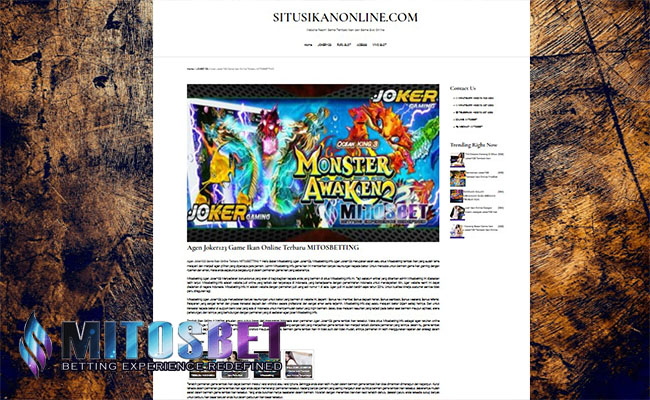 Game Ikan Joker388