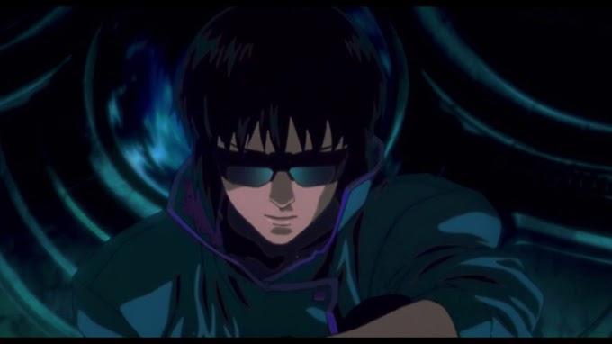 Ghost in the shell, en noches de anime