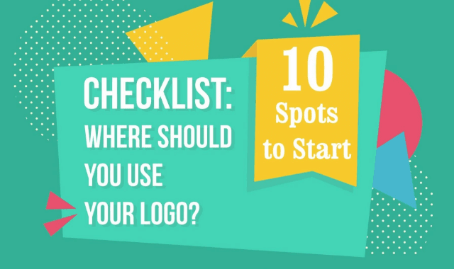 Where Should You Use Your Logo? 10 Spots to Start