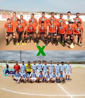 Domingo (23), acontecerão os 2 jogos decisivos do campeonato municipal de futebol de campo de Picuí