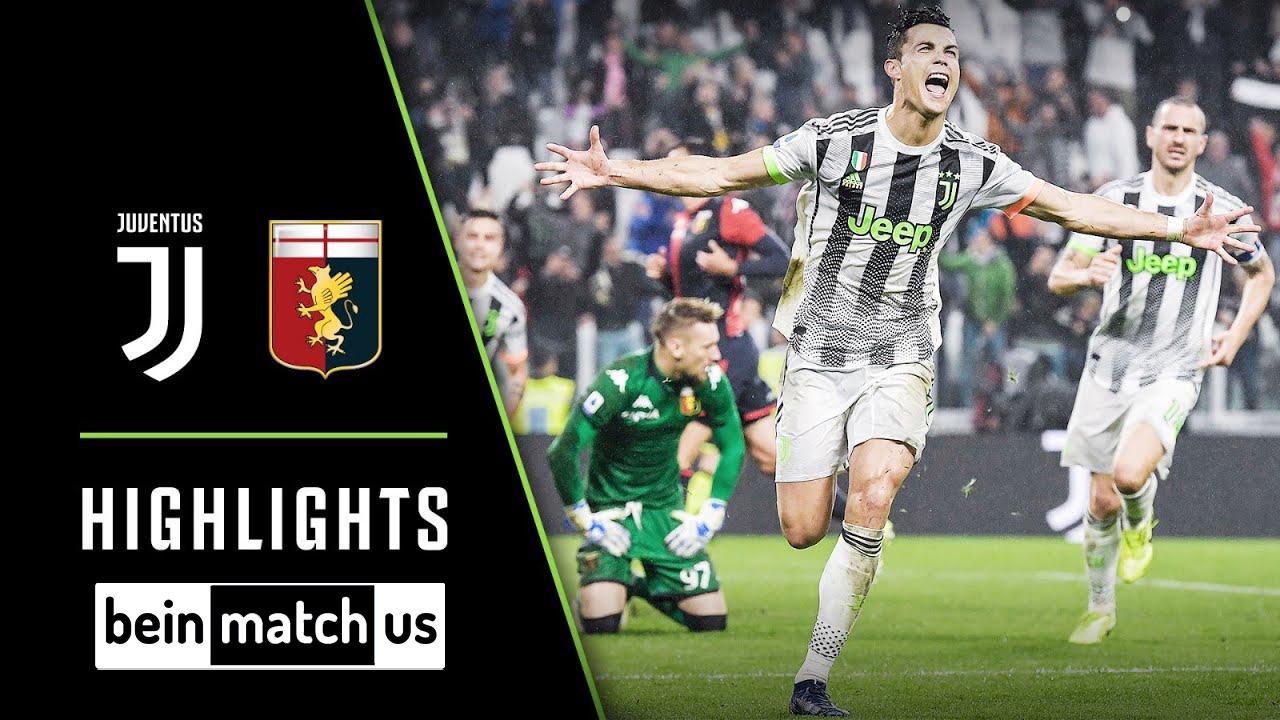 موعد مباراة جنوى ويوفنتوس اليوم 30-06-2020 في الدوري الايطالي