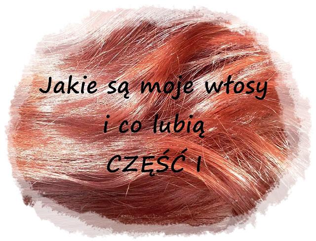 Jakie są moje włosy i co lubią - część I