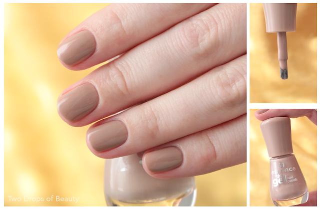 The Gel nail polish в оттенке 36 Dare it nude