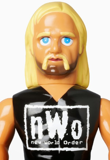 """Hollywood"" Hulk Hogan nWo WWE Sofubi Vinyl Figure by Medicom"