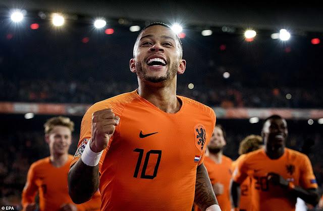 Hà Lan thắng sốc Pháp, Đức chính thức xuống hạng 1