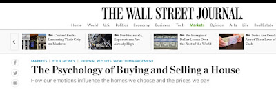 The Psychology of Buying and Selling Real Estate
