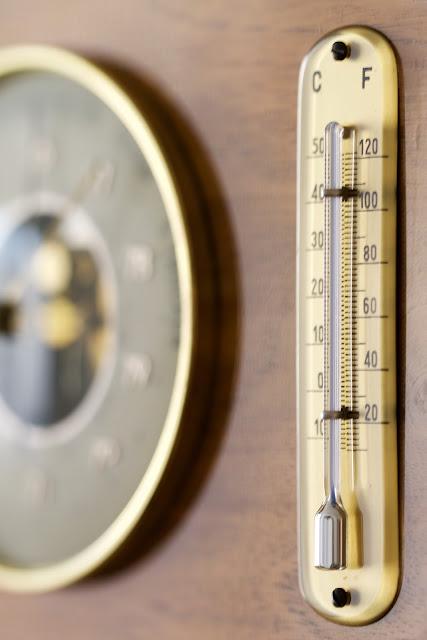 مقياس الحرارة الخارجي