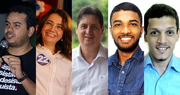 Lailton aparece isolado na liderança e quatro pré-candidatos pontuam bem na enquete do Portal Gazeta 360 graus