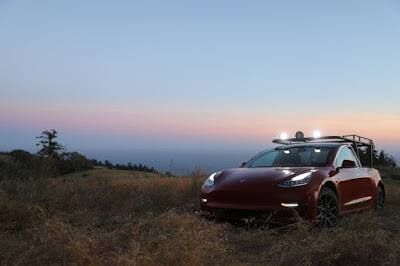 YouTuber transforms a Tesla Model 3 into a pickup truck