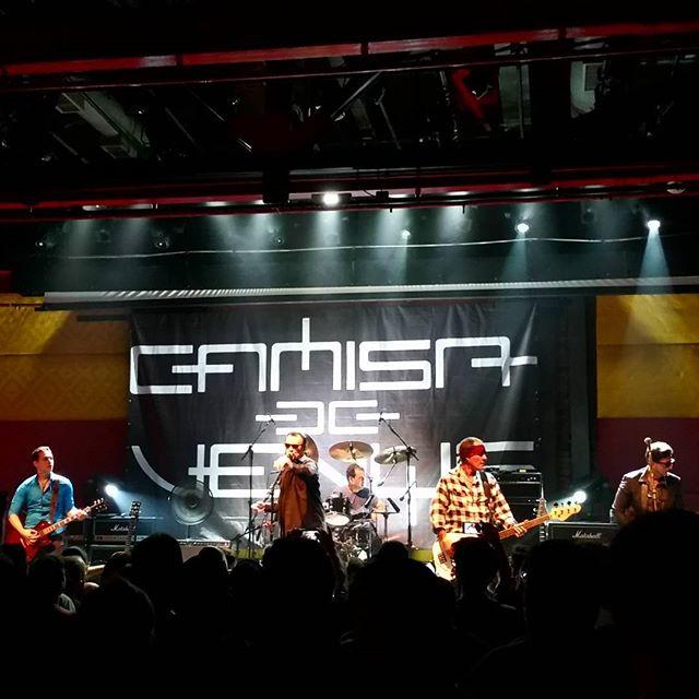 Camisa de Vênus com seu bom e velho rock'n'roll