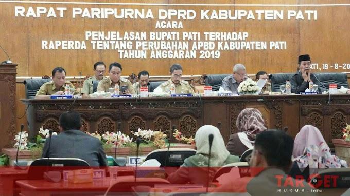 Perubahan APBD 2019, Pendapatan Daerah Diestimasi Meningkat 100 Milyar