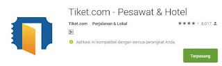 aplikasi pesan tiket online