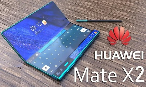 Huawei's Mate X2 New Foldable Phone Features