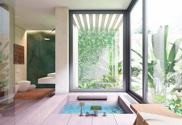 Interior Design Bathroom Shower