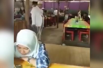 Video KH. Ma'ruf Amin 'Dicuekin' Anak-anak Muda di Rumah Makan, Begini Kata MUI