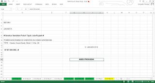 Cara Copy Paste Tabel Excel Agar Hasil Sama