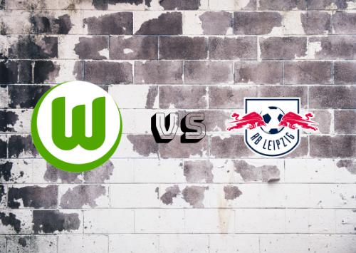 Wolfsburgo vs RB Leipzig  Resumen
