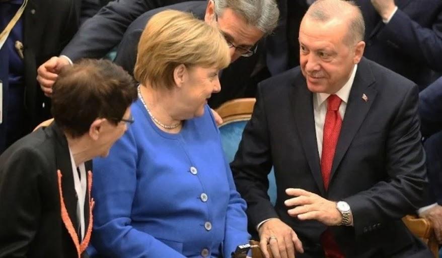 Aρνούνται τις κυρώσεις κατά της Τουρκίας οι Γερμανοί