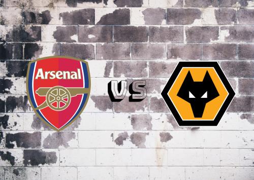 Arsenal vs Wolverhampton Wanderers  Resumen y Partido Completo