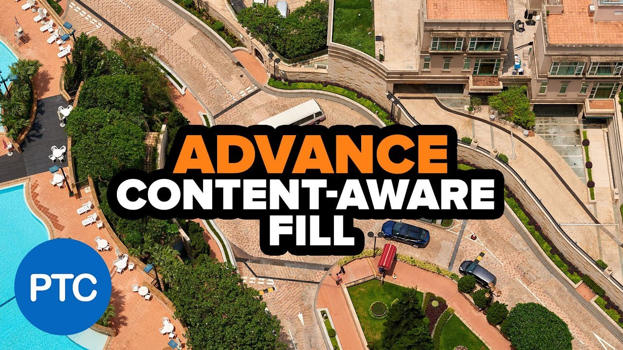 How To Use Content Aware Fill in Photoshop - Advance Method
