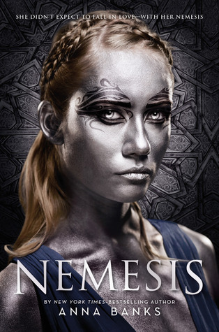 nemesis anna banks cover