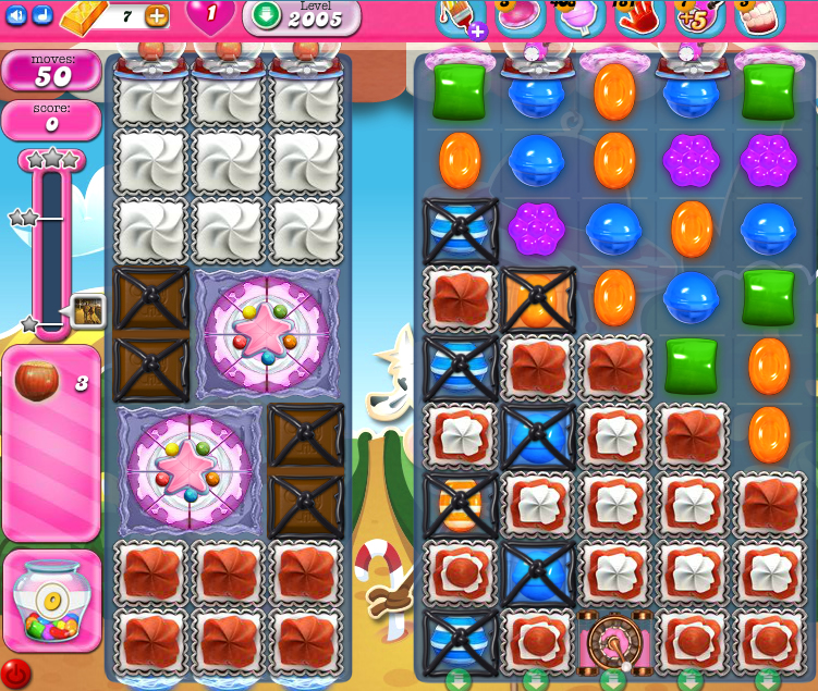 Candy Crush Saga 2005